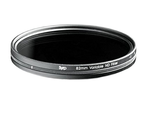 Syrp 82mm Variable Neutral Density Filter Kit includes 72mm & 77mm Step down ring by Syrp