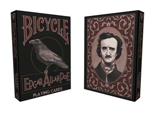 Bicycle Edgar Allan Poe Playing Cards Edgar Magic