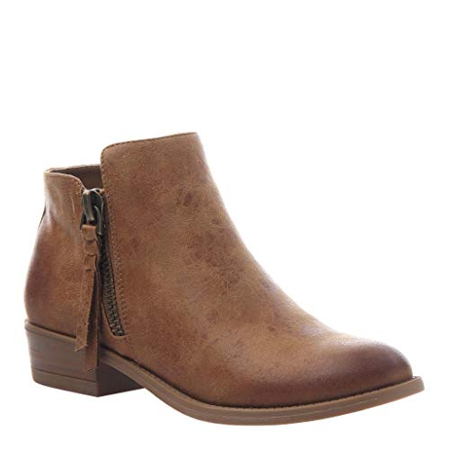 MADELINE girl Women's Bramble Boot, Tan - 9 B(M) US ()