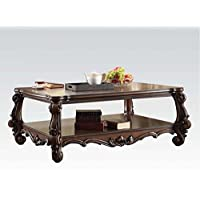 ACME Versailles Cherry Oak Coffee Table