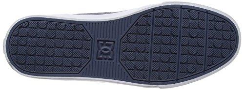Azul Tonik Deportiva XBKC Indigo de M Hombre DC Vintage Zapatilla SE Shoe Cuero ZwxvvFBp