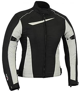 LOVO chaqueta de invierno para moto de mujer (L): Amazon.es ...