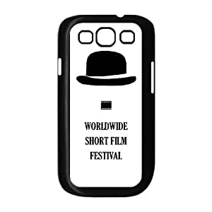 Samsung Galaxy S3 9300 Cell Phone Case Black Charlie Chaplin mfjj