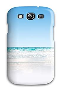 New Style 5208520K85934648 High Quality Shock Absorbing Case For Galaxy S3-3d Sea