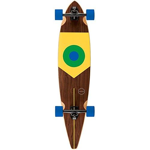 Goldcoast GOAL! Brazil Complete Longboard 40″