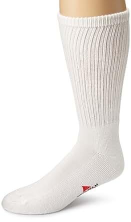 Wigwam Men's Avenger Socks, White, Medium