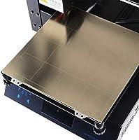 Hoja de cama caliente, accesorios de impresora 3D de 220 mm ...