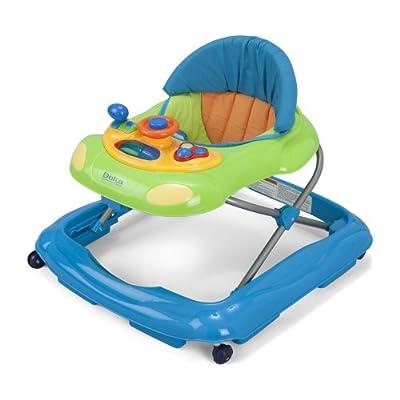 Delta Children Lil' Fun Walker, Blue : Baby Walkers : Baby
