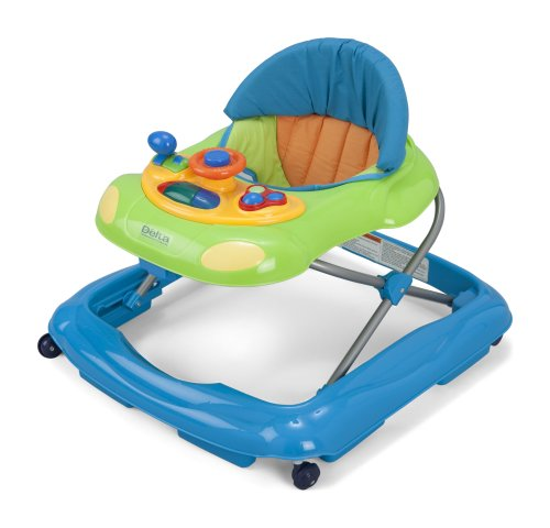 Delta Children Lil' Fun Walker, Blue