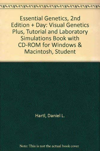 Essential Genetics, 2nd Ed.+ Day: Visual Genetics Plus, Tutorial And Laboratory Simulations Book: (With Cd-rom for Windo