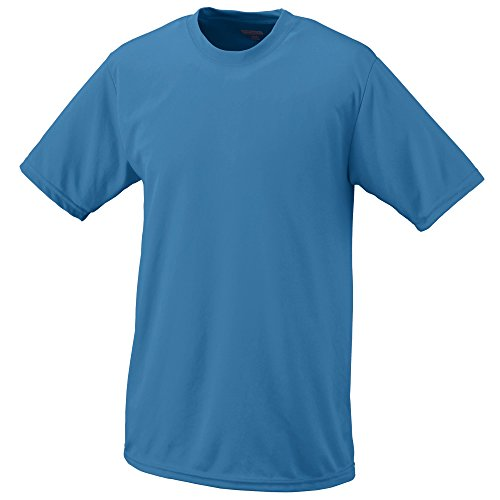 oys Wicking T-Shirt, Medium, Columbia Blue ()