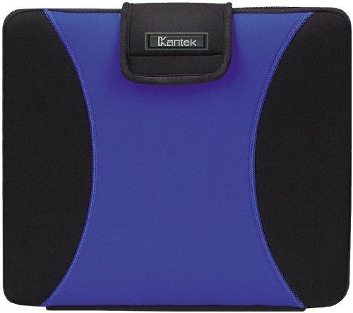 Kantek Laptop Bag - Kantek Neoprene Laptop Bag for up to 15.4 Inch Notebook Computers (LGCC415B)
