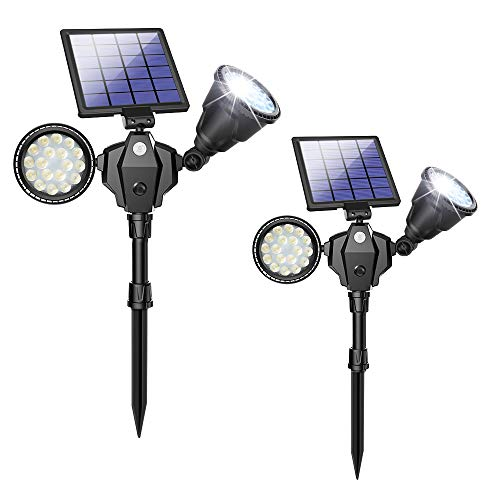 Outdoor Solar Garden Lamps in US - 9