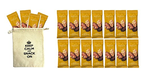 Sahale Snacks, Honey Almonds Glazed, 1.5 Ounce (18 Pack)