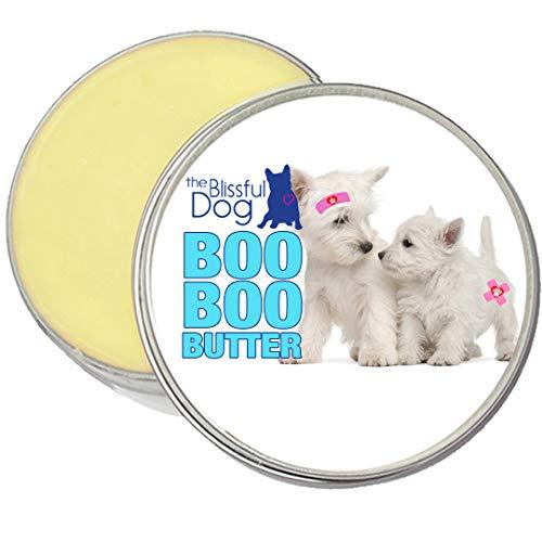 Highland Butter - The Blissful Dog West Highland Terrier Boo Boo Butter, 16 oz.