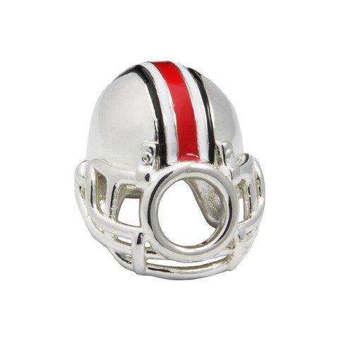 Ohio State Buckeye Bead Helmet product image
