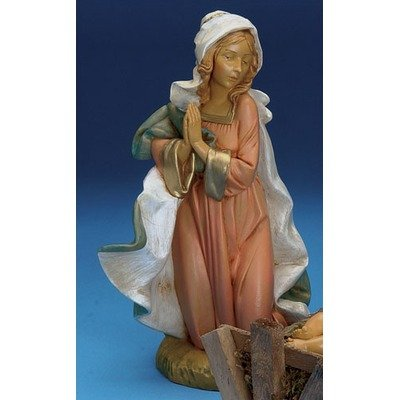 Mary Figurine - Fontanini Outdoor Nativity