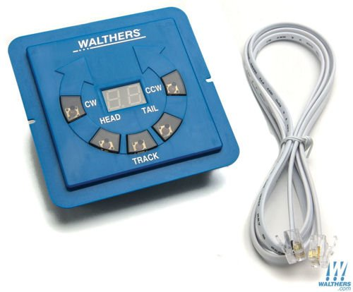 (Walthers Cornerstone HO Scale Turntable Electronic Control Box (Includes Wiring) )
