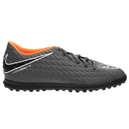Nike Men's Football Boots Black Grigio/Arancione cAS4ftShz
