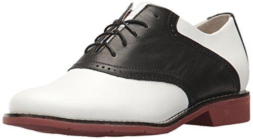 G.H. Bass & Co. Women's Dora School Uniform Shoe, Black, 10 M (Dora G)