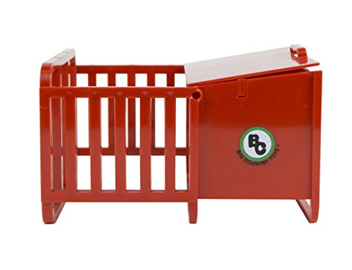 (Big Country Toys Creep Feeder - 1:20 Scale - Farm & Ranch Toys - Calf Creep Feeder)