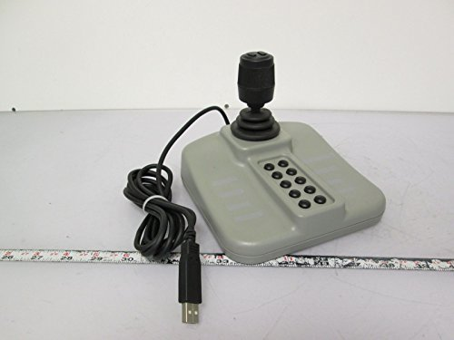 CH Products 100-550 12 Button Hall Effect Joystick 3 Axis 12 Button USB
