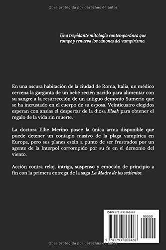La Madre de los sedientos: Eloah (Spanish Edition): Caleb Rodríguez ...