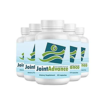 Image of Joint Advance - Healthy Joints Supplement, New and Improved Formula- 5 Pack Health and Household