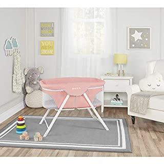Dream On Me, Traveler Portable Bassinet, Fusion Coral