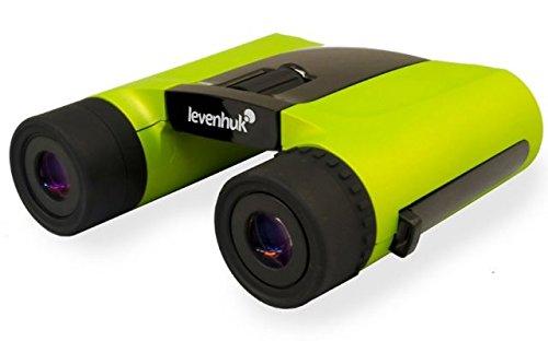 Levenhuk Rainbow 8x25 Lime Binoculars roof prism 8x fogproof