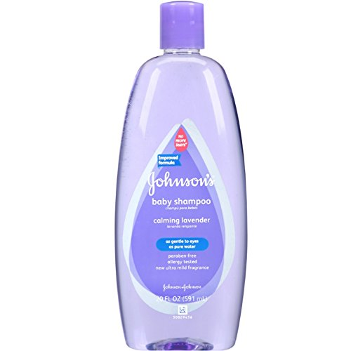 Johnson's Baby Shampoo - Natural Lavender - 20 oz