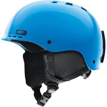 Smith Optics Junior Holt Helmet (Youth/48-53cm, Cyan), Outdoor Stuffs