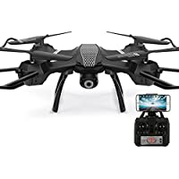 OOFAY Drone with Camera Intelligent Set High Drone Aerial Remote Control Aircraft Quadcopter Children Fall Drop Helicopter Toys