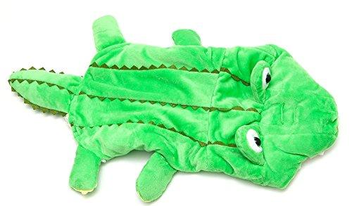 Midlee Alligator Dog Costume fits 14