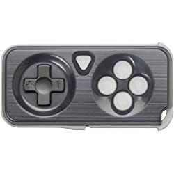 Impulse Universal Game Controller, Key Finder and Selfie Snapper for Smartphones, Tablets and Computers - Retail Packaging - Black