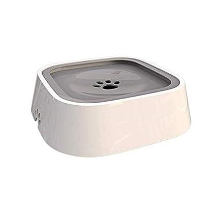 TTZ Bebedero para Mascotas de 1.5 l, filtros automáticos de carbón ...