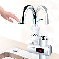 Amazon Com Hot Water Tap Electric Faucet Instant Faucet Instant