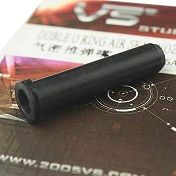 NO LOGO L-Yune, O Air Seal Anillo Alta Qulaity Doble del inyector for Airsoft AEG MASADA