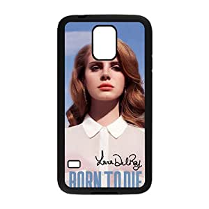 lana del rey born to die album cover Phone Case and Cover Samsung Galaxy S5 Case