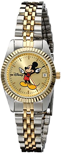 Ewatch Factory Disney Women's MM0061 Two-Tone Mickey Mous...