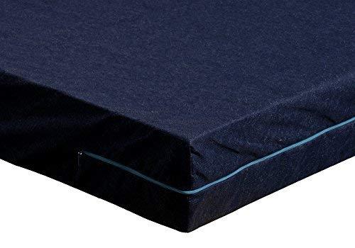 Plegatín - Somier plegable con colchón 190 cm Pikolin: Amazon.es: Juguetes y juegos