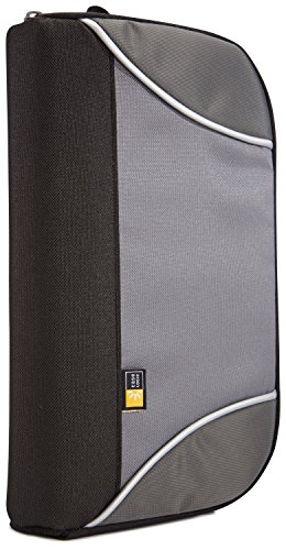 Case Logic CSW-72 72 Capacity Sport CD Wallet (Gray)