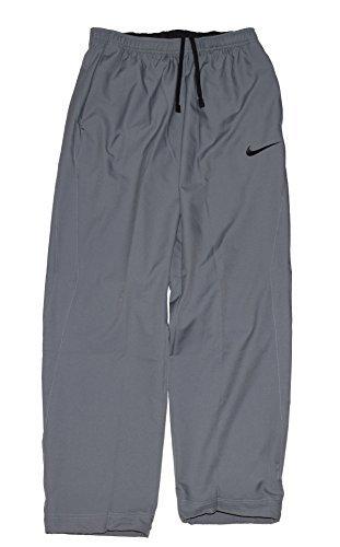 NIKE Men's Team Woven Training Pants (Wolf Grey, Large) ()