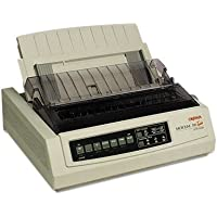 OKI62415901 - Oki Microline 390 Turbo/n 24-Pin Dot Matrix Printer