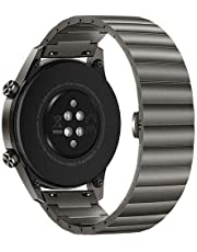Nillkin Metal Titanium Steel Strap 22mm Huawei Gt2 46 - Dark Grey
