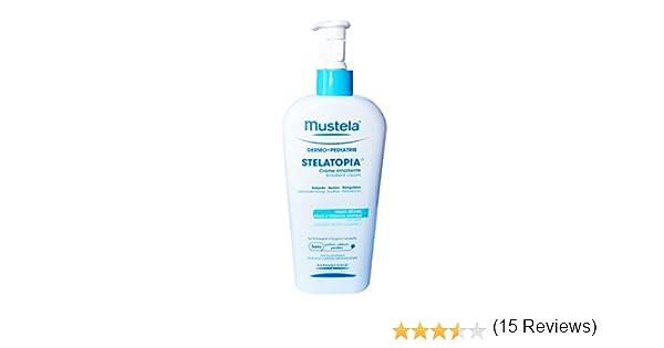 MUSTELA STELATOPIA CREMA EMOLIENT 400ML: Amazon.es: Belleza