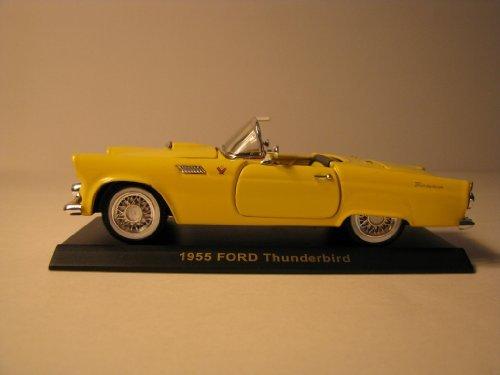 1955 Ford Thunderbird Convertible (1955 Ford Thunderbird Convertible Yellow 1/32 by Arko Products 05521 by Arko Products)