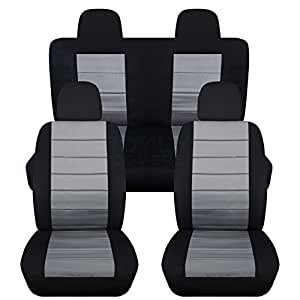 2007 2017 jeep compass patriot seat covers. Black Bedroom Furniture Sets. Home Design Ideas