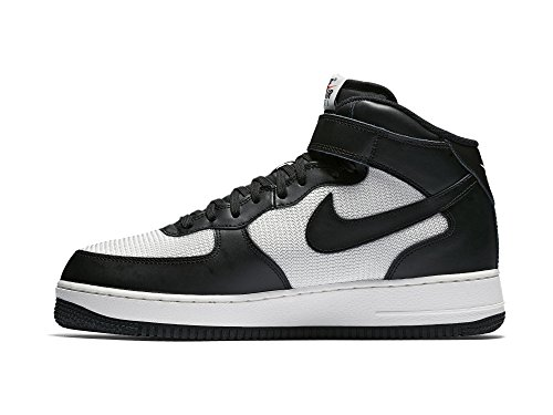 Nike-Mens-Air-Force-1-Mid-07-Basketball-Shoe-BlackBlack-Summit-White-105
