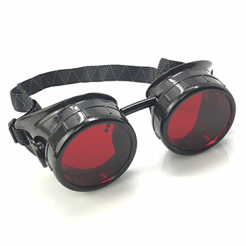 Female Mad Scientist Costumes - Steampunk Mad Scientist Goggles Rave Meme
